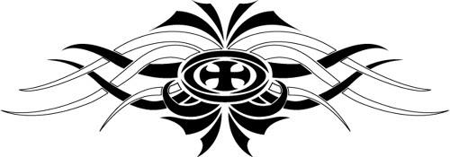 dedendz  iron tribal band