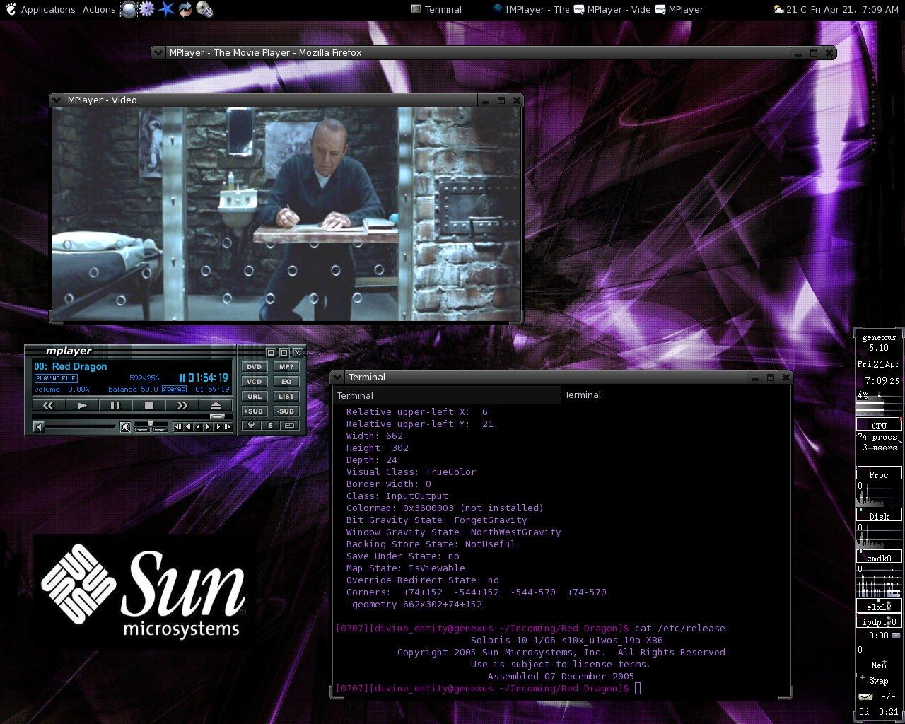 DiGiTal InSpiRaTion: Solaris WallPaper