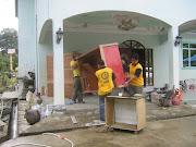 Volunteer in Temburong
