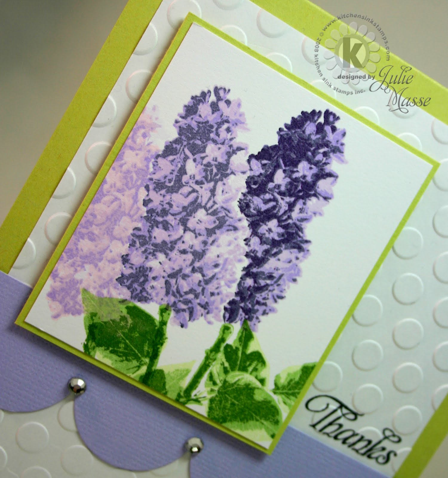 Stampin With Julie: March 2010