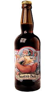 santa's butt bear