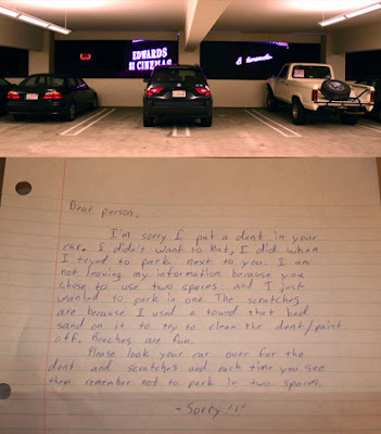 Funny Car Note