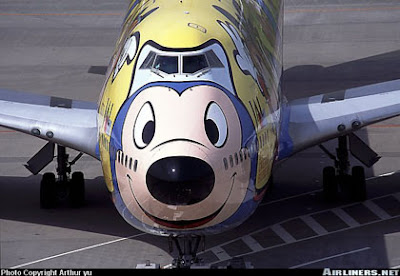 Painted Airplanes