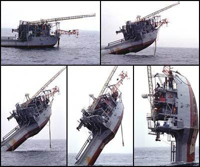 Flipping Ship