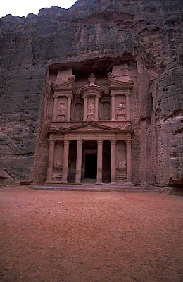Treasury at Petra