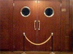 Smiley Faces On Real Objects