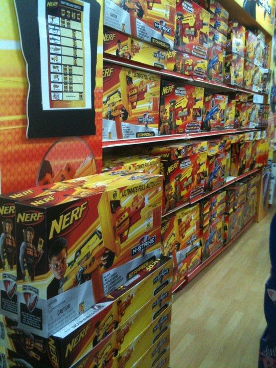 Bru Nerf New Nerf Stocks At Bebeland