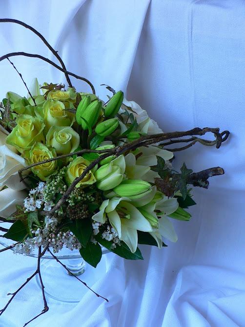 Liliums y Rosas