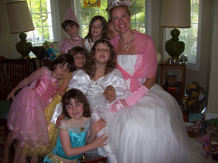 "Princess Parties from ""Party Pals"""