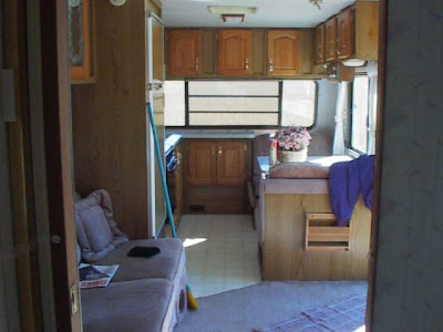 1991 Terry Travel Trailer 29l 2995