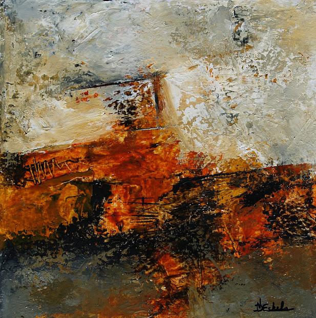 Day Art Nancy Eckels Winter Fireside 3