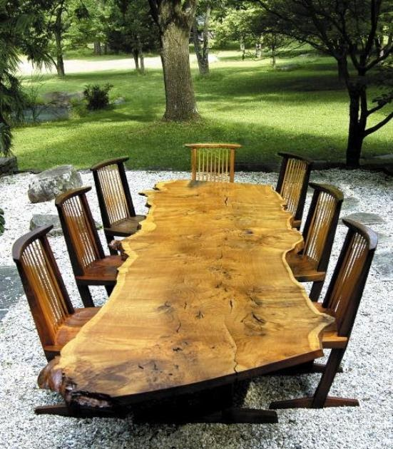 6000 H H American Furniture Makers 20th Century: Modern Design Fanatic: GEORGE NAKASHIMA