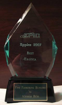 EPPIE 2007 trophy