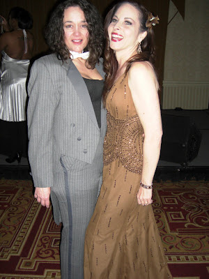 Alessia Brio & Eden Bradley at the Ellora's Cave Golden Age of Hollywood Party (Romantic Times BOOKlovers Convention, Pittsburgh, April 2008)