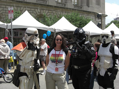 Brio & Stormtroopers, Philly Book Festival 2008