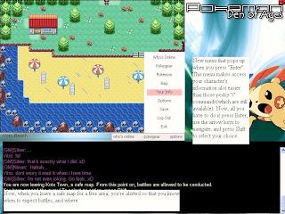 pokemon den of ages free online pokemon +game