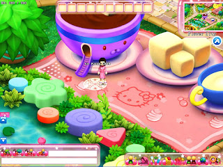 Hello Kitty from The Best Free Games Online