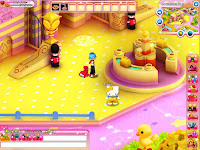 Hello Kitty screenshot from The Best Free Games Online