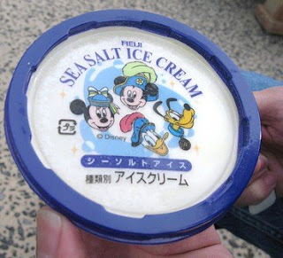 disney sea salt ice cream from japan