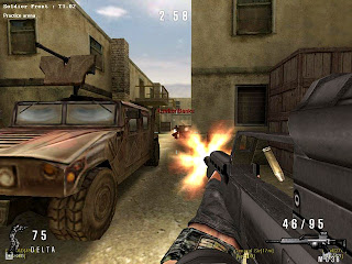 soldier front free online FPS game