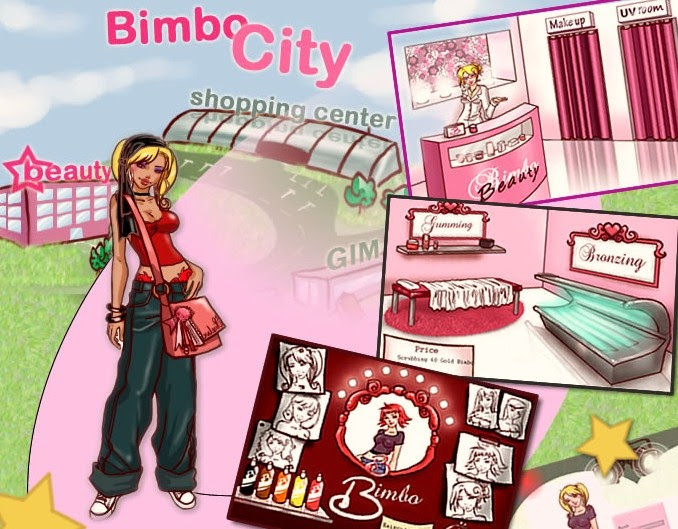 Miss Bimbo Virtual Fashion Game