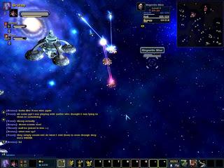 Armada Online Free Online Space Game screenshot