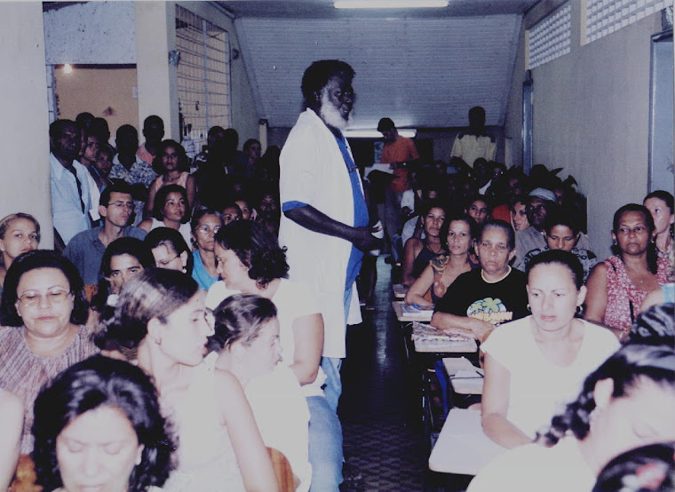 """PROJETO CULTURAL DE EDUCAÇÃO"""" JOÃO MULUNGU VAI ÁS ESCOLAS"""""""