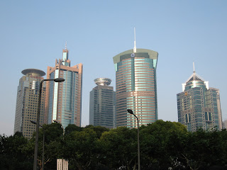 Crazy Shanghai Buildings