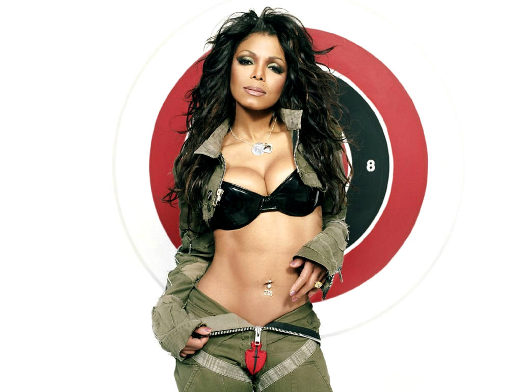Janet Jackson Sexy Photos