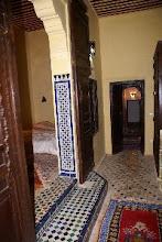 Inside Riad Felloussia