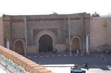 Bab Mansour (also from the main terrace)