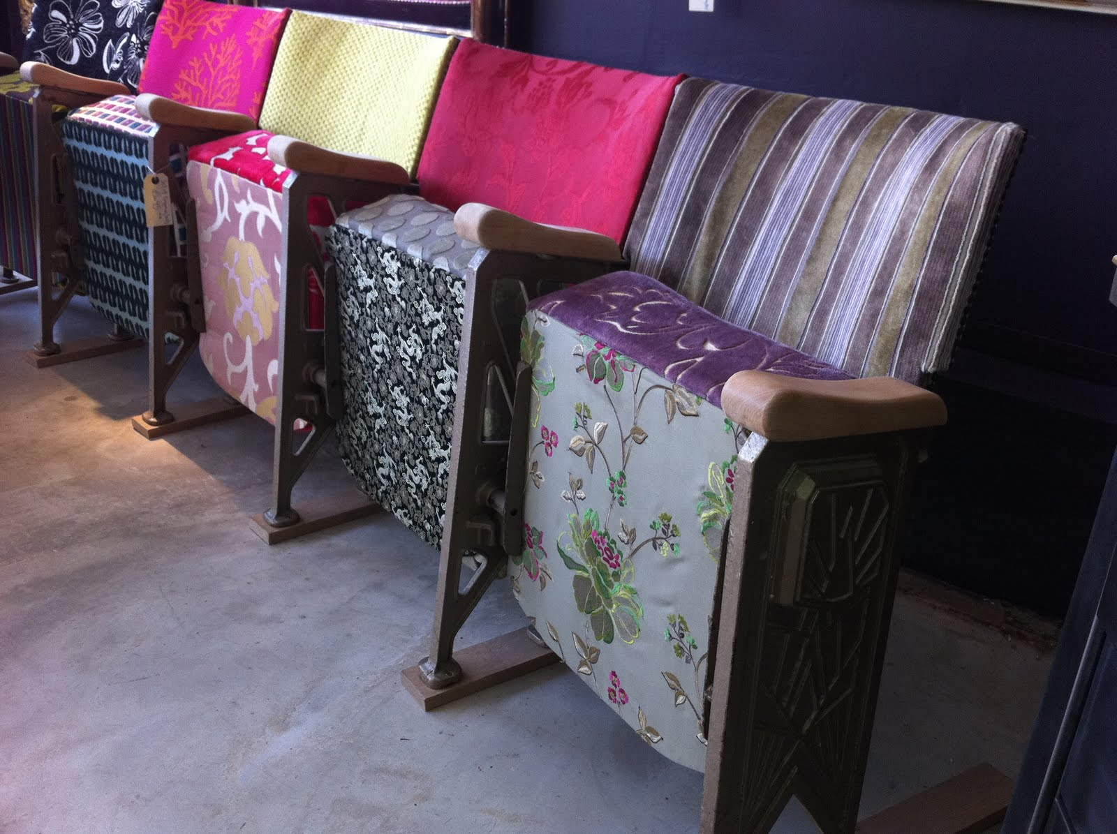Theater Chair Covers Best For Bad Back At Home Liscious Interiors