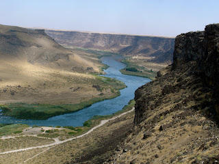 Don't Get Bored in Idaho: Dedication Point, Swan Falls Dam, and the Snake  River Canyon