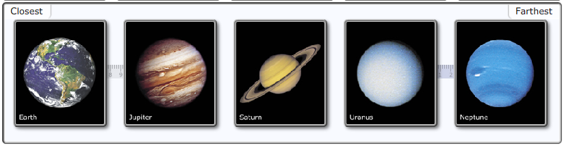 Rank Planets by Mass (page 4) - Pics about space