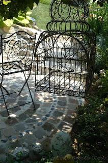 Le jardin des grandes vignes d corations du jardin - L univers du jardin les rues des vignes ...