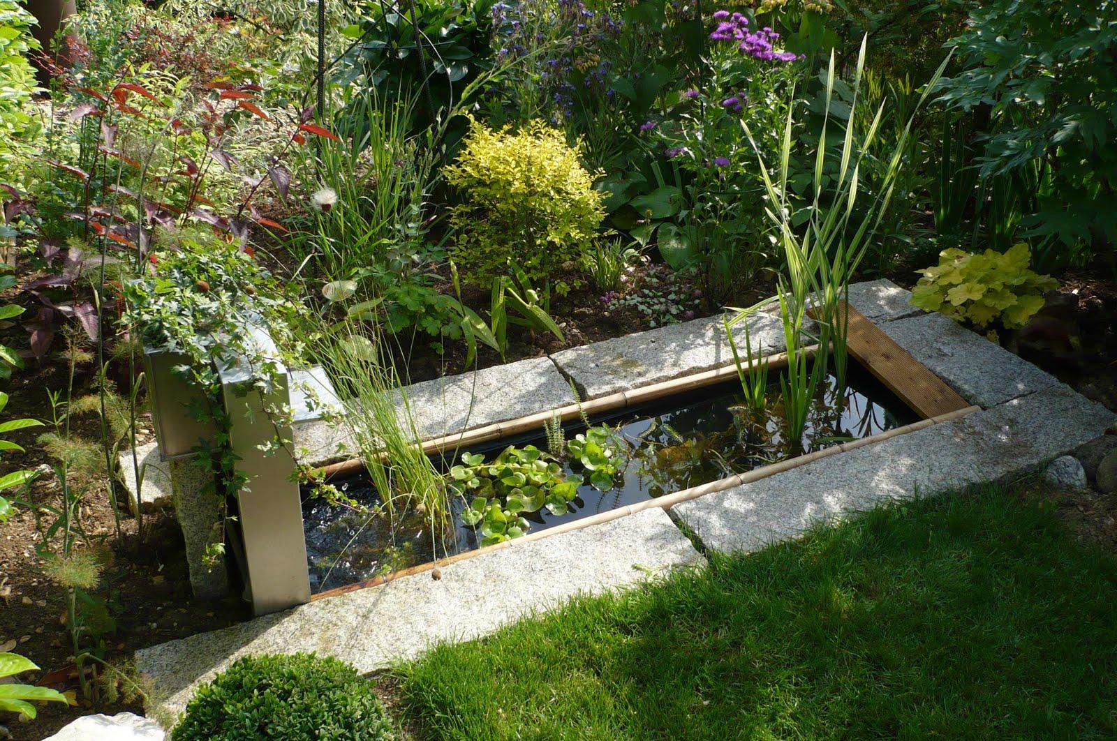 le jardin des grandes vignes eau au jardin. Black Bedroom Furniture Sets. Home Design Ideas