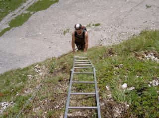 Klettersteig Gantrisch : Famwilli ferientag gantrisch klettersteig