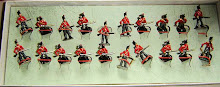 Alberken Napoleonic painted set