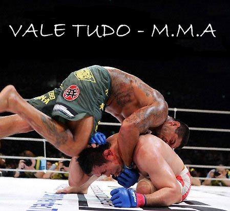 Deportes De Combate Deportes De Combate Vale Tudo border=