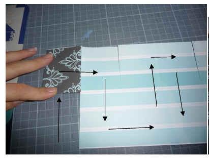 decouvre la creativite qui est en toi tutoriel mini mini album de poche. Black Bedroom Furniture Sets. Home Design Ideas