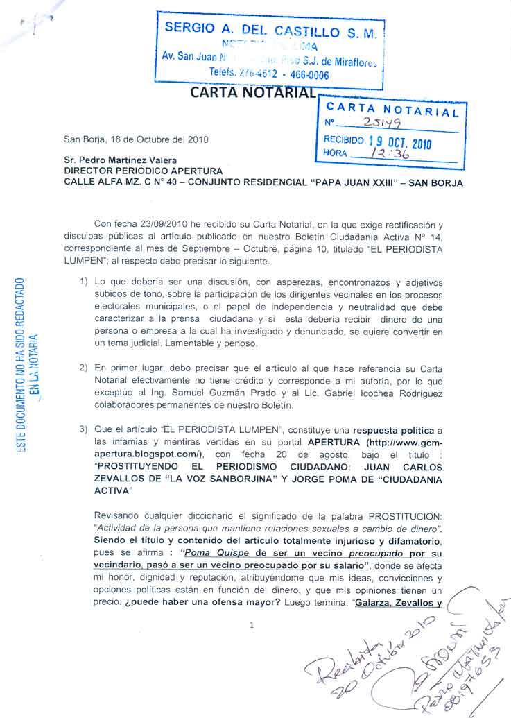 Grupo de Comunicación Multimedia APERTURA. Especializados