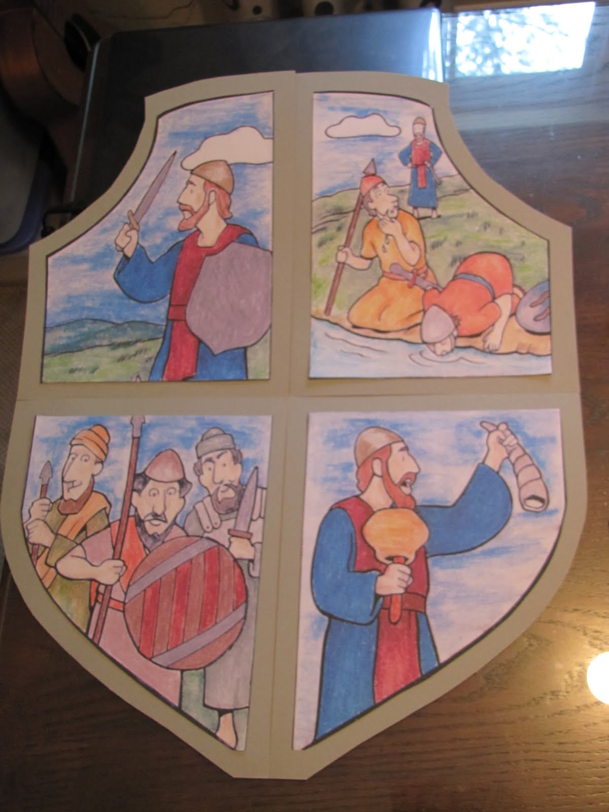Most Design Ideas Gideon Story Bible Pictures, And