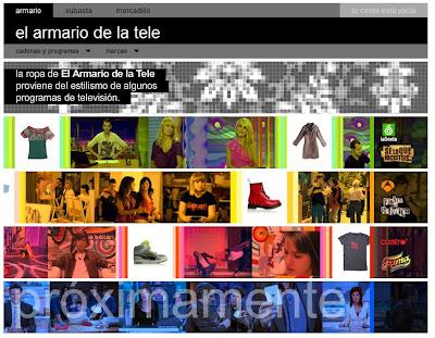 6e3e108ad33 Estilismo  El armario de la tele