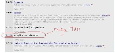 TVP o książkach
