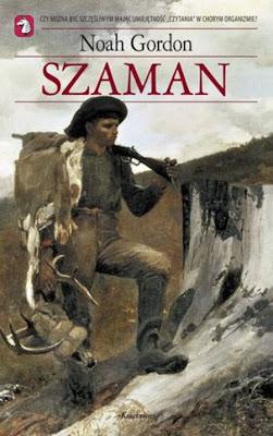Noah Gordon. Szaman.