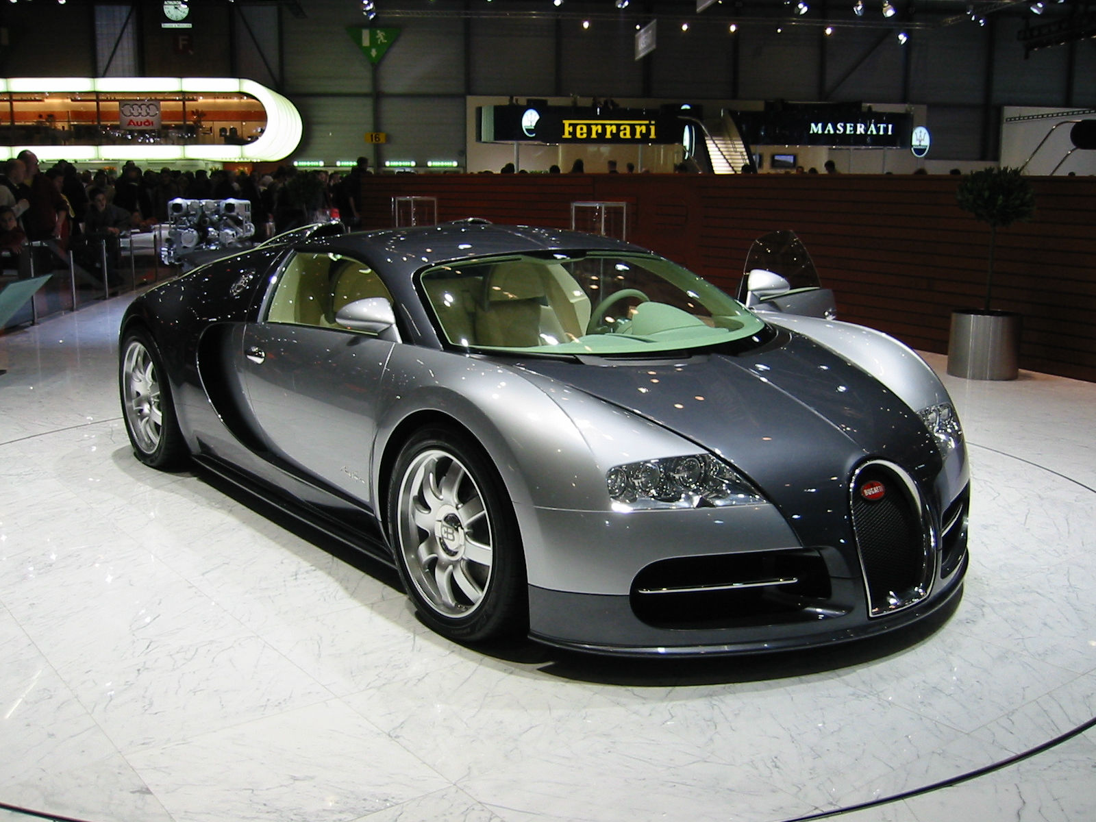 COOL CARS: Bugatti Cars Wallpapers