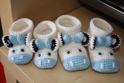 e201eef45 EL RINCON DE MERY  zapatitos bebe a crochet
