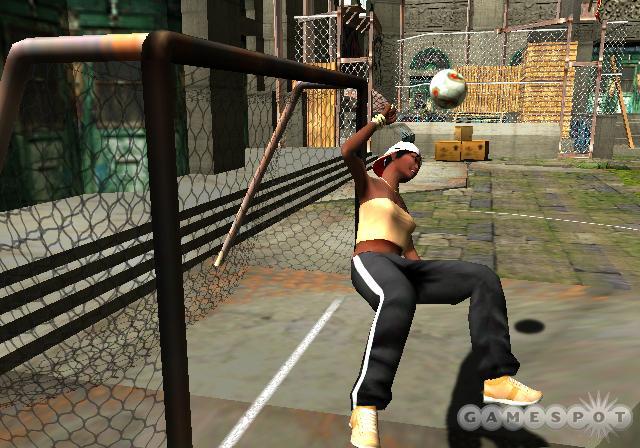 Street Soccer Games Free