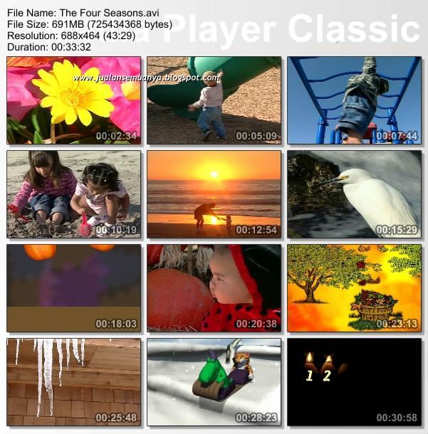 Jualan Kebutuhan Sehari Hari Baby Genius Collection 7 Dvd