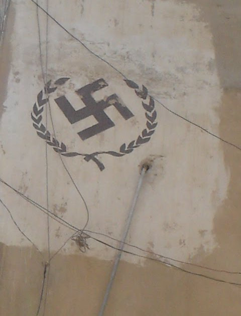 Traces of nazism in Lebanon #flashback